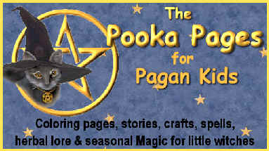 The Pooka Pages For Pagan Kids